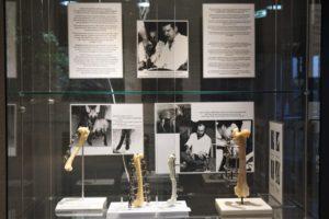 Tallinna Loomaaia 80. juubeliks esitatud näitusestend Õismäe poolses väravahoones. Stendil esitletud autoritunnistused, luufiksaatorite näidised, neljal ülemaailmsel ja rahvusvahelisel sümpoosiumil Eestit esindanud ettekannete materjalid veterinaarortopeedia vallas, mille aluseks üle poolesaja loomaaia looma luuvigastuste ravi aastatel 1991-1994.a.